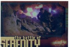 Firefly The TV Series The Battle For Serenity Chase Card B1