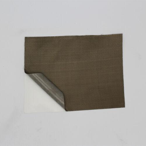 Various Sizes Exhaust Turbo Heat Shield Matrix Adhesive Backed Lava Mat 2000F