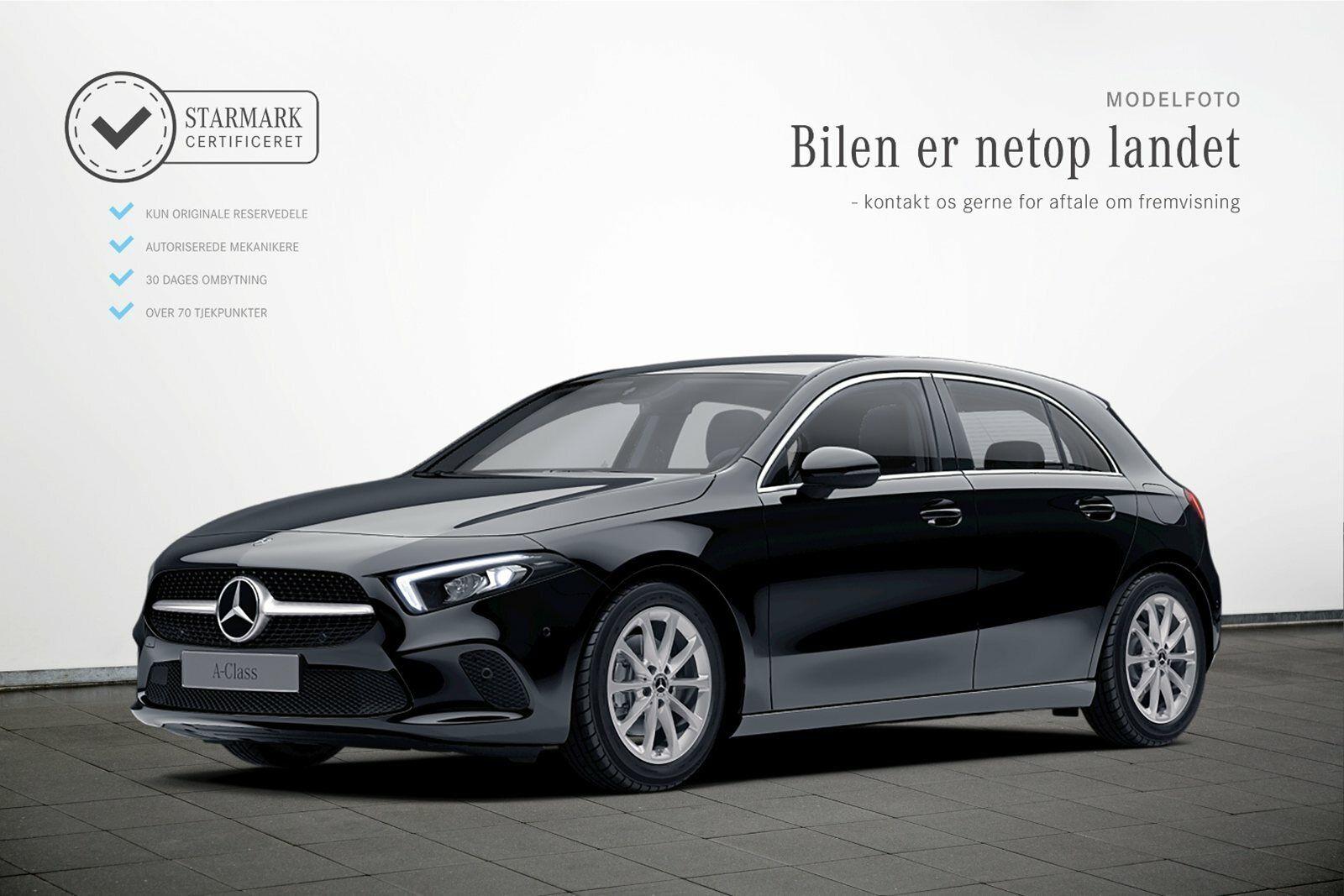 Mercedes A200 1,3 Business Progressive Line aut. 5d