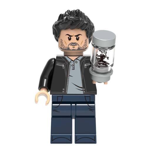 █ Buy 2 Get 1 Free █ Eddie Brock Venom Custom Mini Figure Minifigs X0231 1055