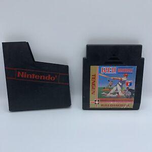 RBI Baseball (Tengen) W/ Sleeve Nintendo NES Tested Rare