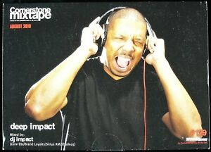 CORNERSTONE-MIXTAPE-129-AUGUST-2010-CD-MIXED-PROMO-22-TRACKS-DJ-IMPACT