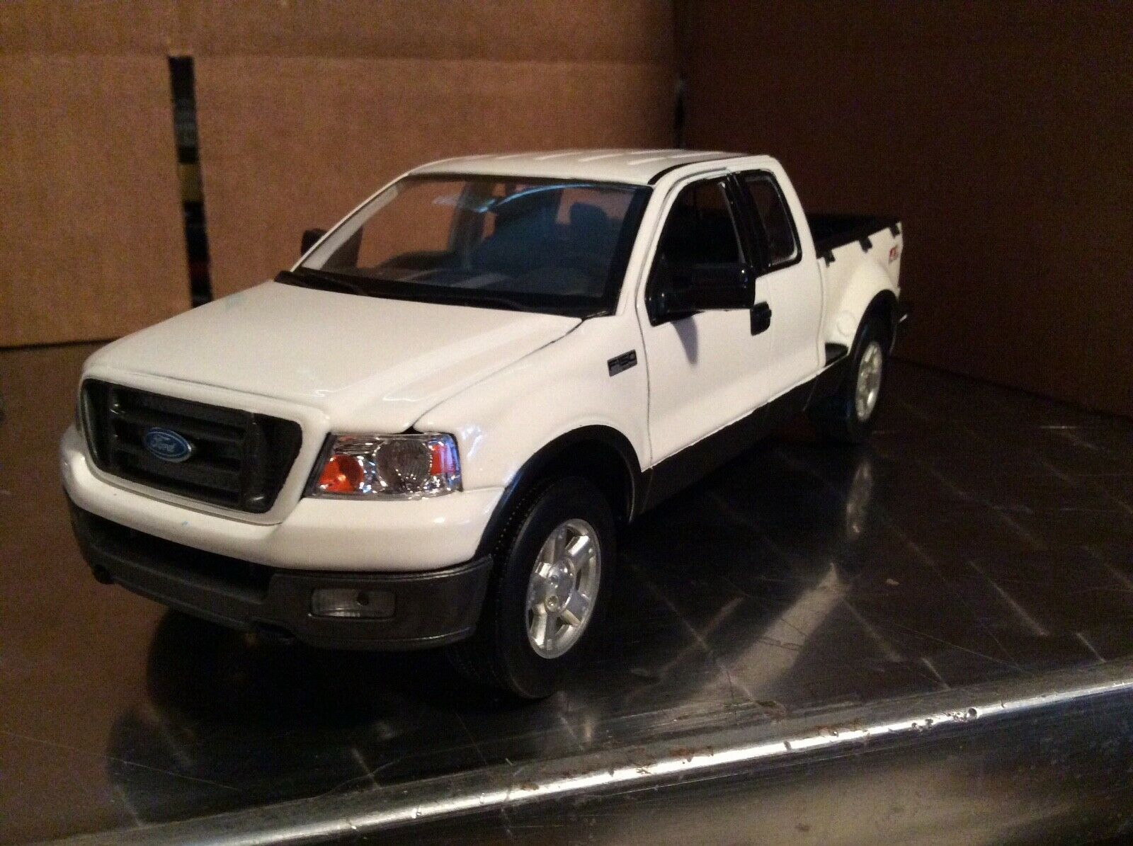 2004 Ford fx4 4x4 EXT CAB blancoo SS9607