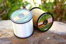 Nash Carp Fishing Hardcore Mono Fishing Line 15lb CLEAR 1/4lb Spool