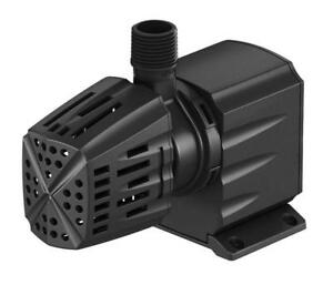 750 Gph Humorous Atlantic Water Gardens Feature & Fountain Pump Removable Pre-filter