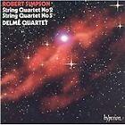 Robert Simpson - Simpson: String Quartets Nos. 2 & 5 (1990)