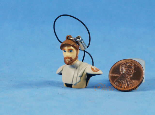 Star Wars Clone Toy Soldat Figur OBI WAN KENOBI STRAP COLLECTION K1092_B