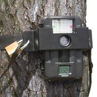 Stealth Cam Stc-lbu Trail Camera Lock/locking Bracket For U840ir/ac540ir/hd8