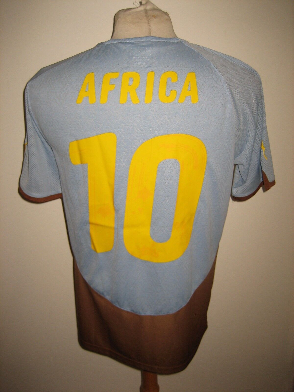 Africa Unity CAF football shirt soccer jersey maillot trikot camiseta size M