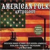 1 of 1 -  various artists - american folk anthology - ex