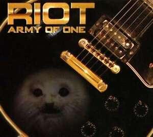 Riot-Armee-De-One-Neuf-CD