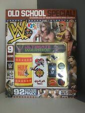 WWF WWE Old School Special Magazine - Hulk Hogan, Ultimate Warrior.