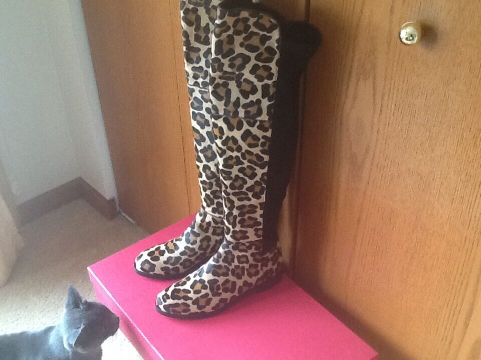 VANELI woman's over knee boots 8.5 M