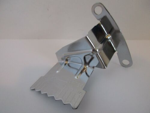 SMALL BLOCK CHEVY STYLE CHROME TIMING TAB MARKER FITS SBC 283 327 350 383 #4960