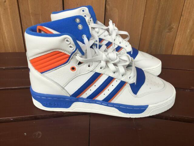 new Adidas Attitude HI NY Knicks D73897 Retro Ewing