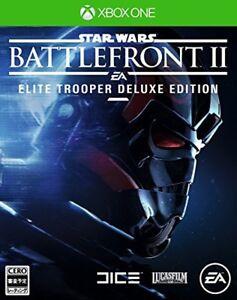 Star-Wars-4938833022660-Battlefront-II-Elite-Trooper-Deluxe-Edition-Xbox-One-NEW