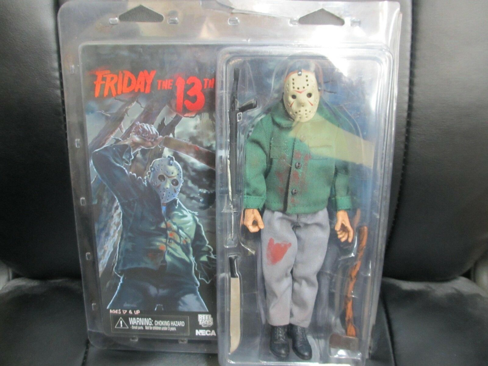 NECA FRIDAY THE 13TH JASON VOORHEES 8