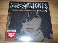 BRAND NEW Norah Jones RECORD STORE DAY MINT Little Broken Hearts REMIX EP RSD