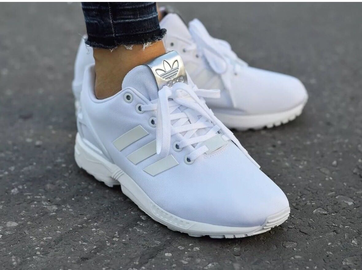 ADIDAS Originals ZX FLUS INFRARED ZOO BB2262 WOMEN'S RUNING TRAINING SHOES