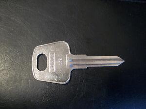 MG MGB MIDGET KEY BLANKS BLANK 70 thru 77  MG1 62FS X51 AA2
