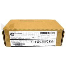 2021 New Sealed Allen Bradley Micrologix 1762 If2of2 B Analog Io Module Qty