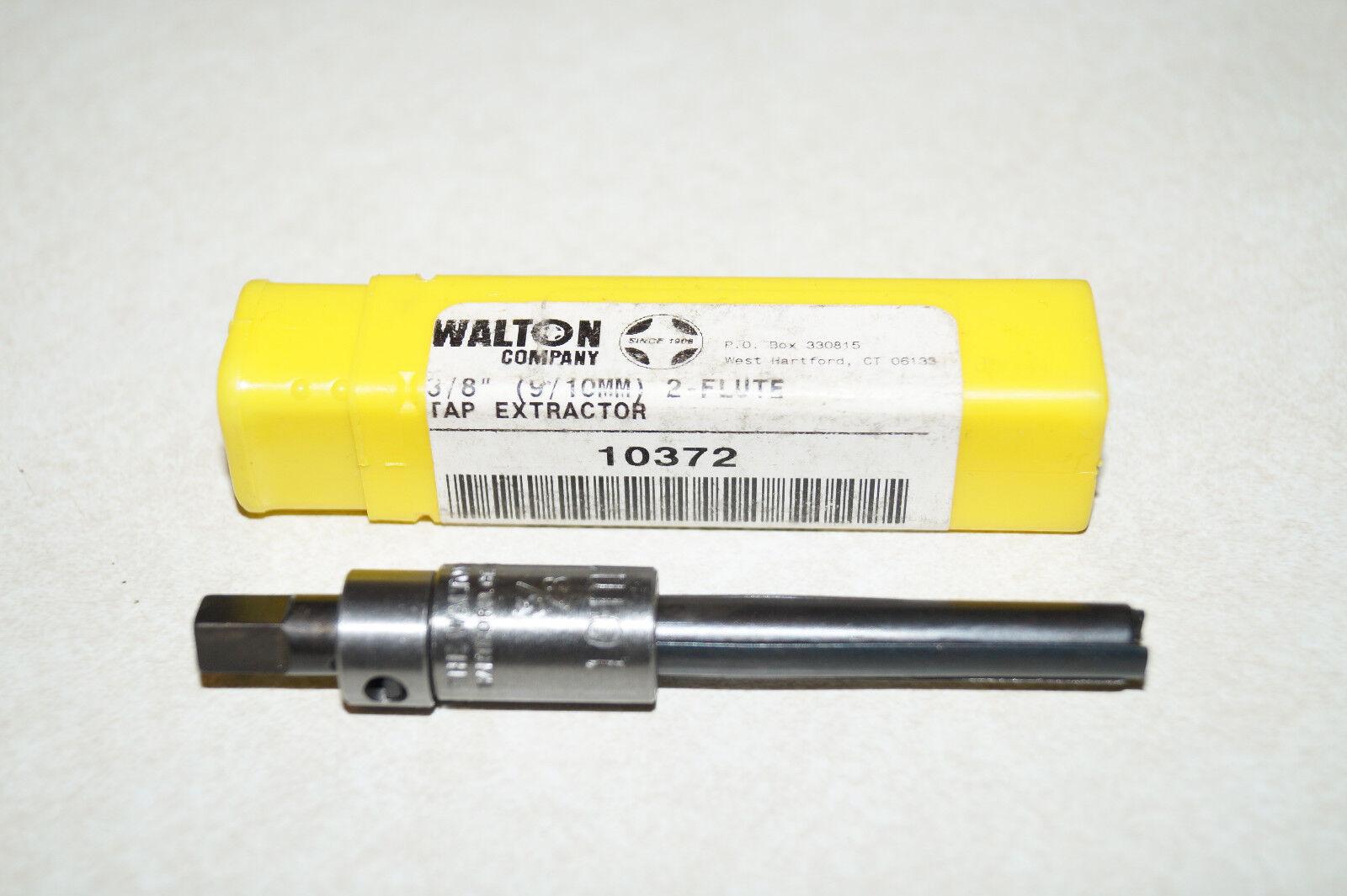 "3 Flute 1//4/"" Walton 10253 Complete Tap Extractor"
