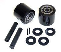 Jet A Standard Pallet Jack Load Wheel Kit