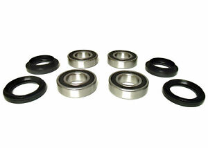 Pair-of-Rear-Wheel-Bearing-amp-Seal-Kits-2004-2007-Yamaha-Rhino-660-4x4