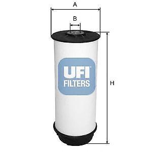 Filtro carburante UFI 26.034.00 COMPATIBILE CON IVECO MITSUBISHI