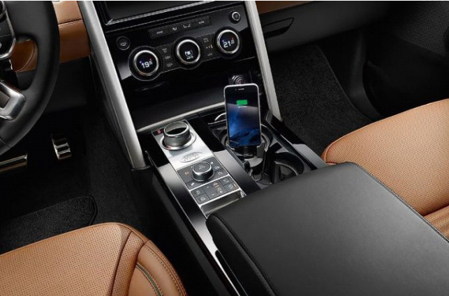 Land Rover Discovery 5 Ipod holder/charger