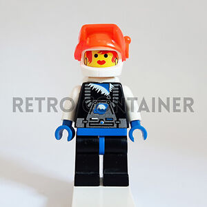 Yellow Astronaut Space Classic Omino Minifig 1x sp007 LEGO Minifigures