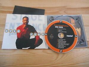 CD-Jazz-Eric-Reed-Pure-Imagination-12-Song-IMPULSE-UNIVERSAL
