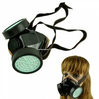 Safety Anti Dust Gas Mask Filter Respirator Paint Chemical Industrial Spray Mask