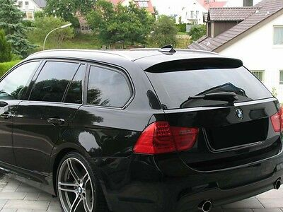 Passgenaue Tönungsfolie BMW 3er E90 Limousine 4T 05-12 Windschutz Seitenscheibe