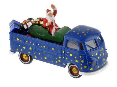 1:87 Brekina 932188 VW Bulli T1 Weihnachten 2017 Aachen Sondermodell 250 Stk