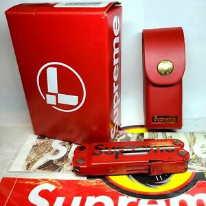 Supreme-Leatherman-Rebar-7-Piece-Stainless-Steel-Multi-Tool-SS20A7-Stickers