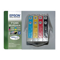 Epson Genuine FOX Ink Cartridge SX130 SX125 SX425W S22 SX235W Original t1285 NEW