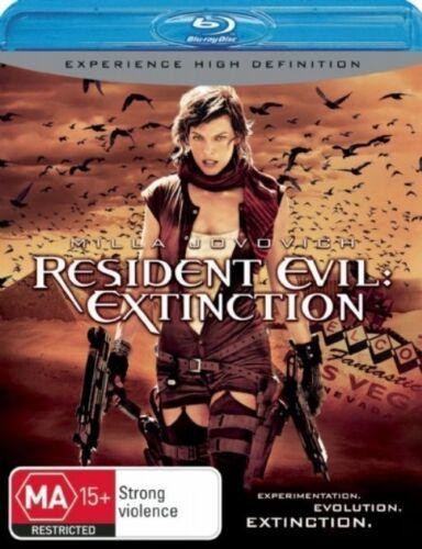 1 of 1 - Resident Evil - Extinction (Blu-ray, 2008)