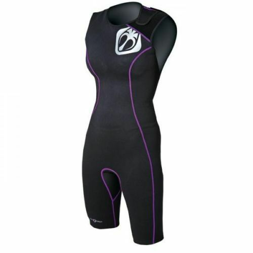 Woman Suit Shorty Metalite Maui Magic - M - wake - jet ski - paddle - PWC