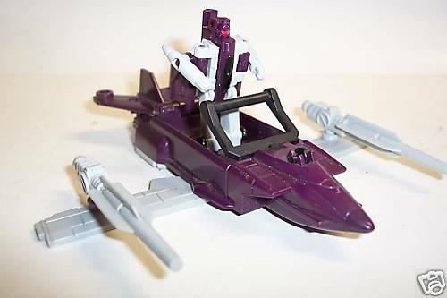 1988 Loose G1 Transformers Micromasters Flattop Action