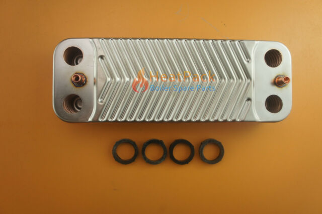 Glow-Worm 30cxi DHW Plate Heat Exchanger - 2000801831 | eBay