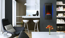 Napoleon Azure Vertical NEFV38H Electric Wall Mount Electric Fireplaces Colored