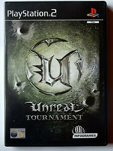 Unreal-Tournament-Sony-PlayStation-2-2001-PAL-PS2-Complete
