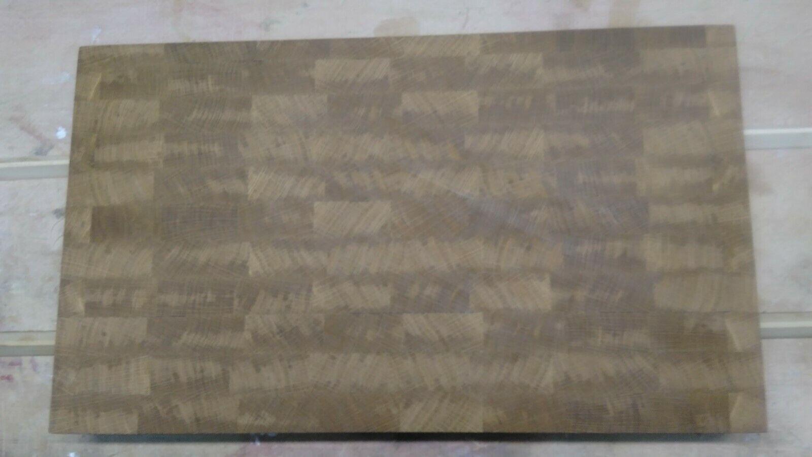 En chêne massif fin Grain à découper planche 295 x 505 x 40 mm