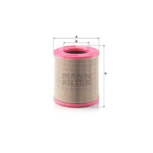 1 filtre à air MANN-FILTER C 31 980 Convient pour IRISBUS SETRA