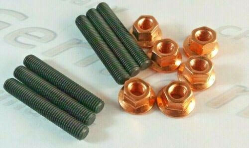 Stehbolzen Set Smart  Auspuff   7mm X 42mm M7 Mutter je 6 Stk  #60902-S