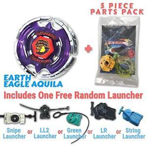Aquila Earth Eagle 145WD Beyblade BB-47 STARTER For Children Best Gift