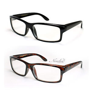image is loading thick frame clear lens glasses quality structure square