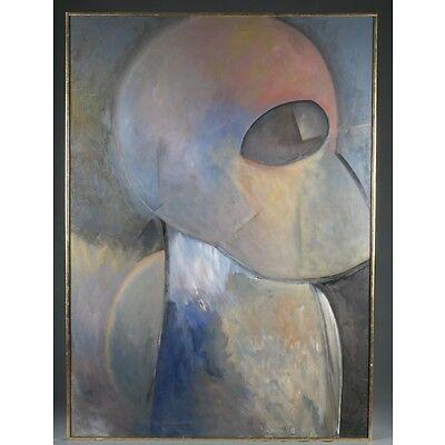 10. Merton Simpson, Untitled. 20th century. Lot 10