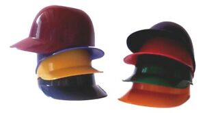 12 Baseball Caps Party Favors Made in USA, Recyclable 8 Colors Offered